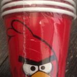 стакан angry bird
