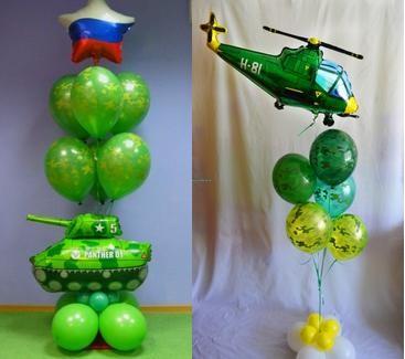 танкист и вертолетчик
