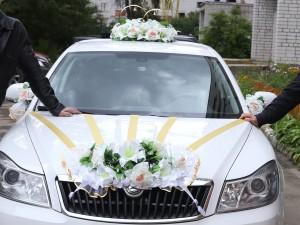 """Прокат свадебных украшений комплект """"Олдайл"""""""